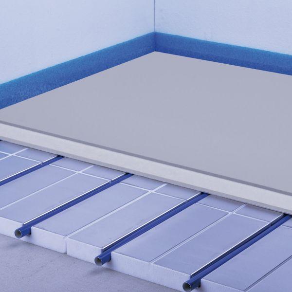 QuickTherm Fußbodenheizung mit CompactFloor PRO 12