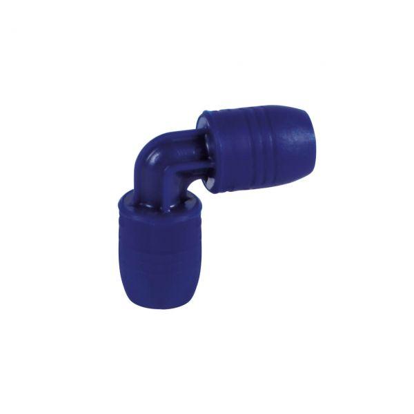 Steck-Kupplung Winkel 90° für Mehrschichtverbundrohr
