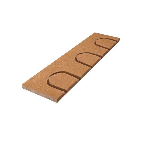 Kopfelement für GreenLine Fußbodenheizung & Wandheizung