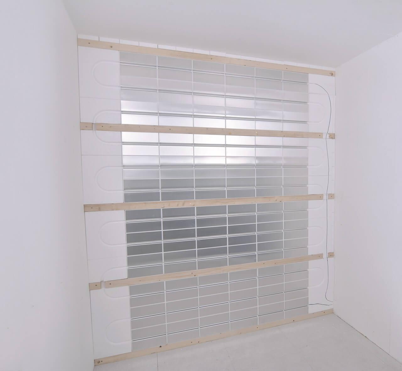 wandheizung trockenbau sparset 5 100 m quicktherm. Black Bedroom Furniture Sets. Home Design Ideas